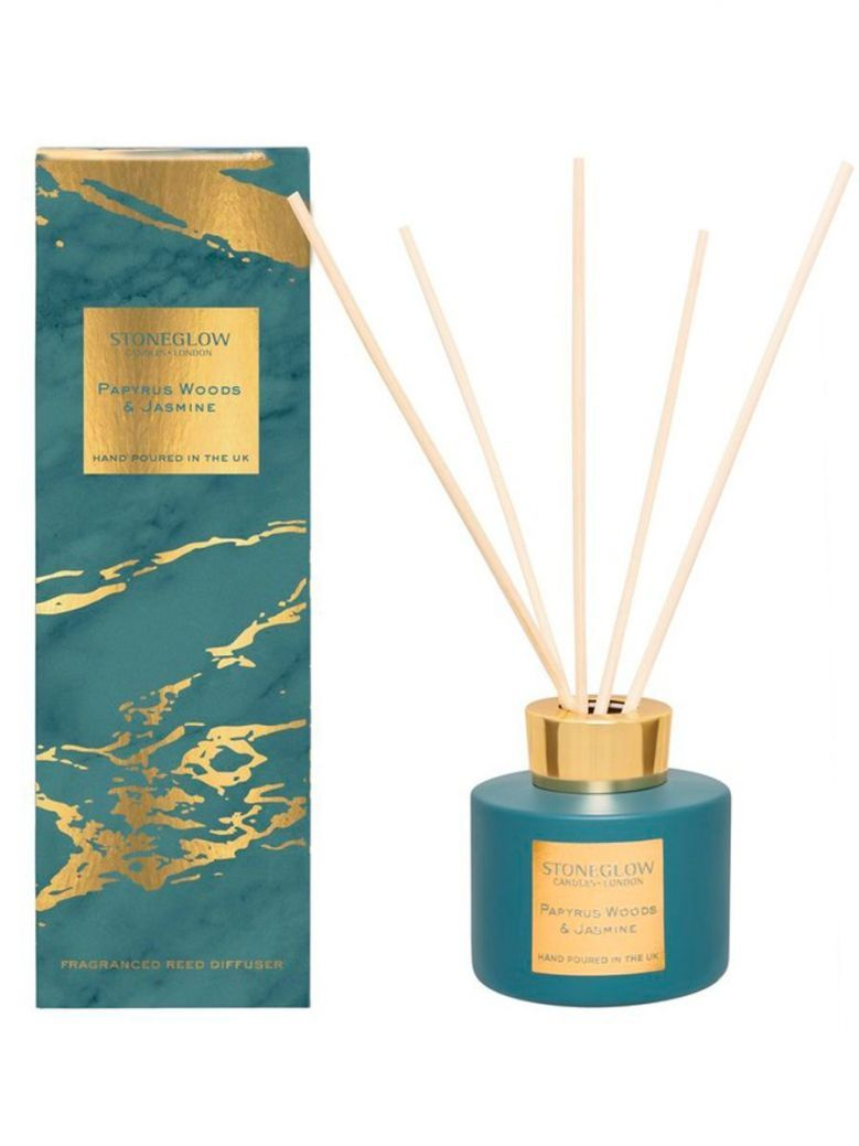 Stoneglow Papyrus Woods and Jasmine Diffuser
