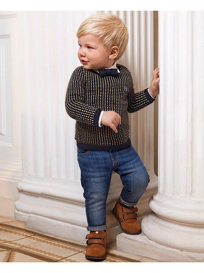 Mayoral Basic Denim Slim Fit Jeans