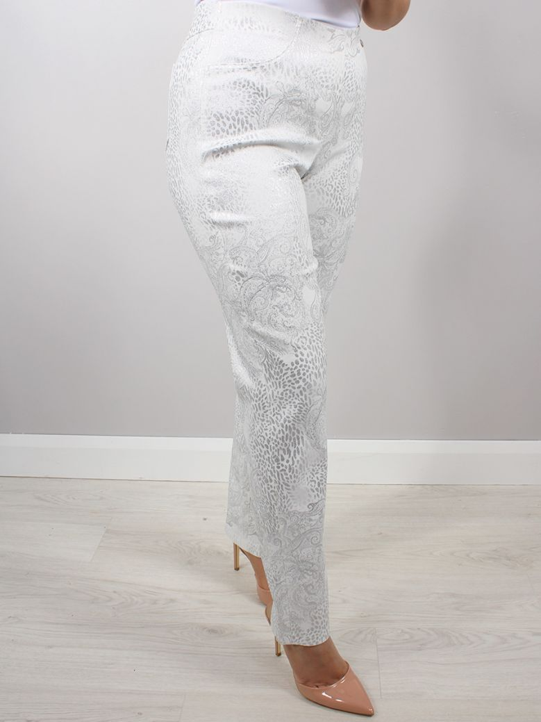 Robell Silver Bella Jeans