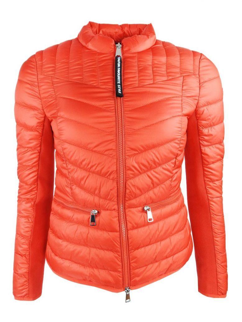 Taifun Red Padded Jacket