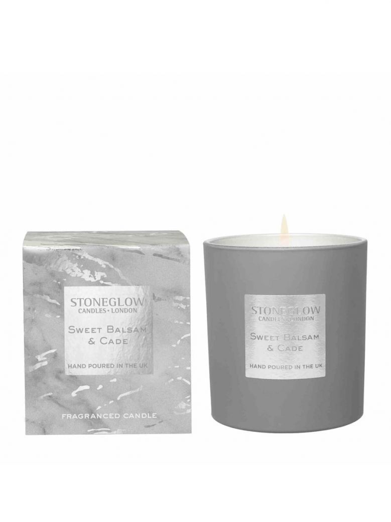 Stoneglow Luna Sweet Balsam and Cade Tumbler Candle