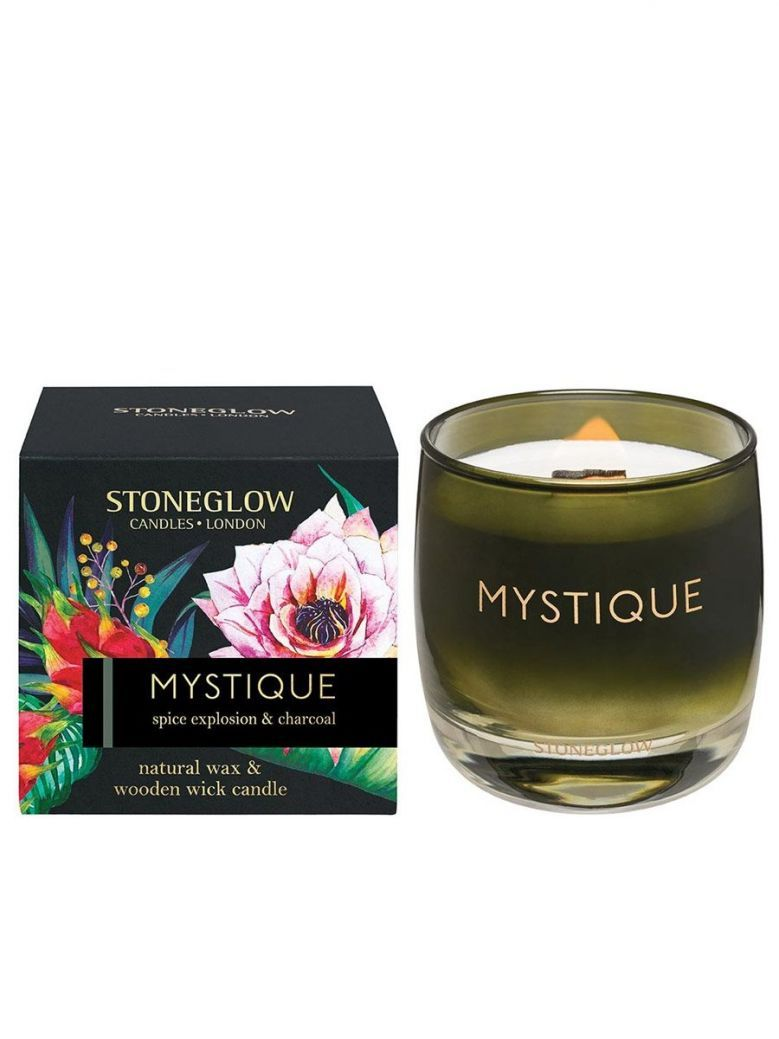 Stoneglow Infusion Mystique Spice Explosion & Charcoal Tumbler