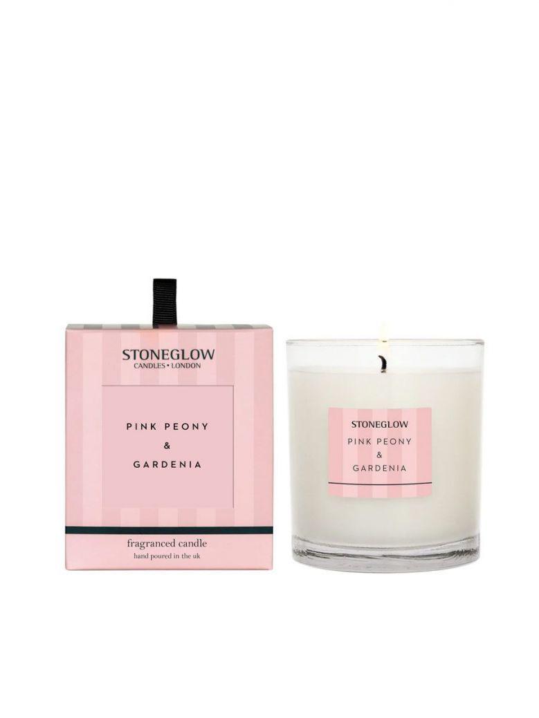 Stoneglow Modern Classics Pink Peony & Gardenia Tumbler