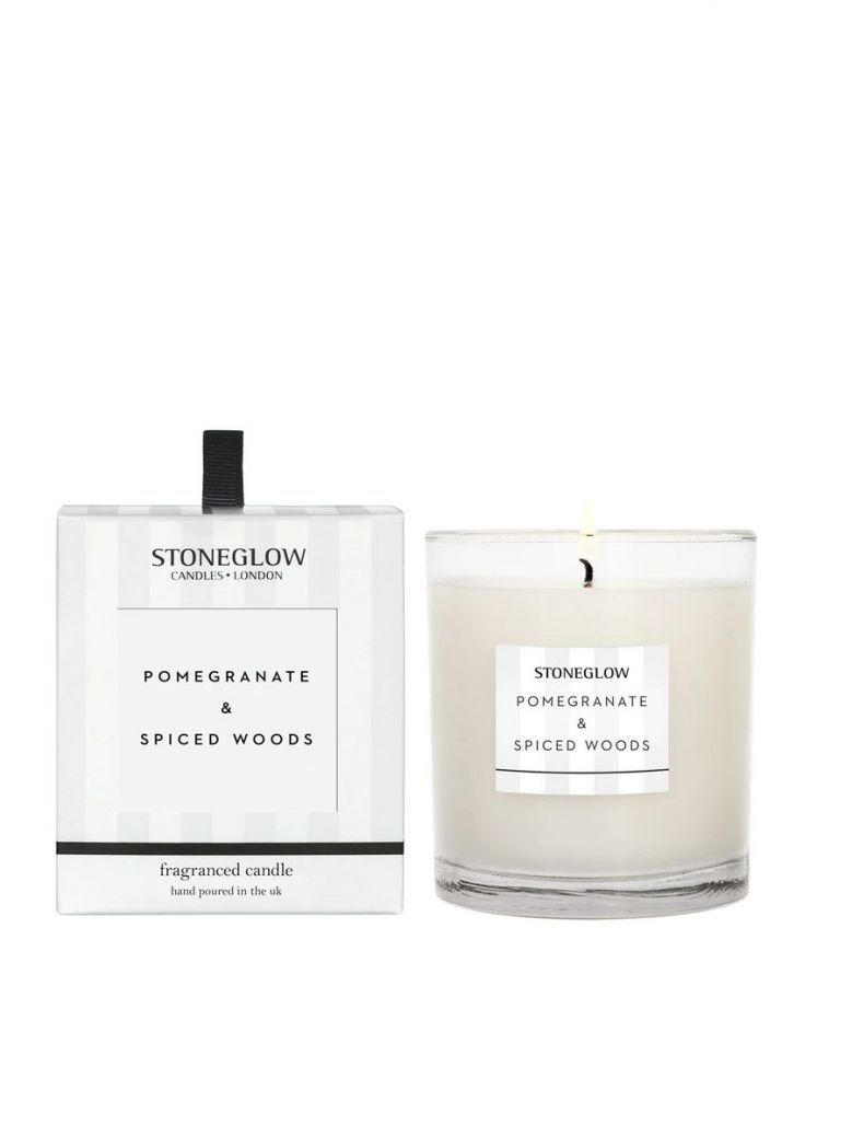 Stoneglow Modern Classics Pomegranate & Spiced Woods Tumbler