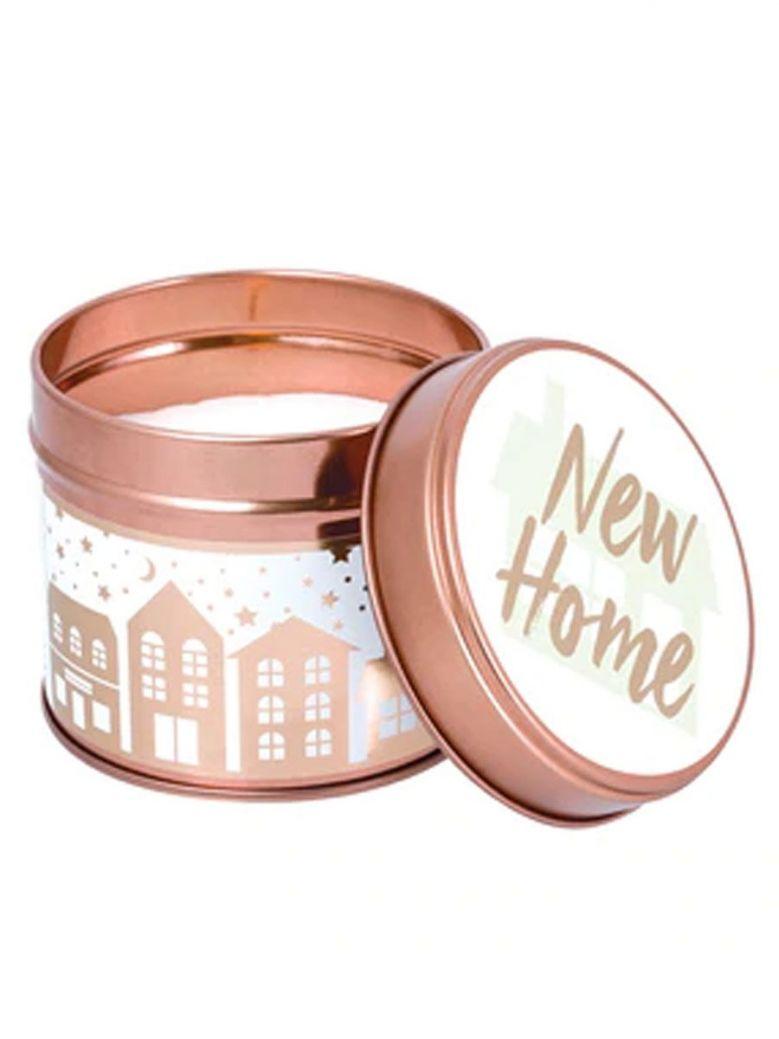 Stoneglow Milestone Tins New Home Green Apple