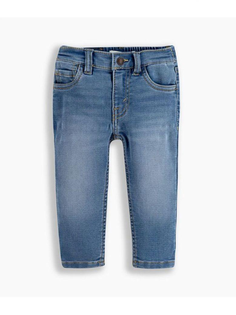 Levis Denim Warrior Skinny Knit Pull On Jeans