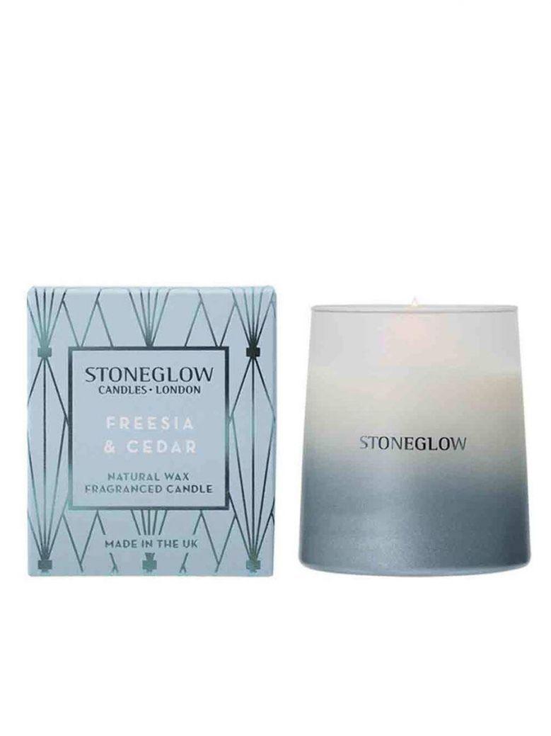 Stoneglow Geometric - NEW Freesia & Cedar Tumbler