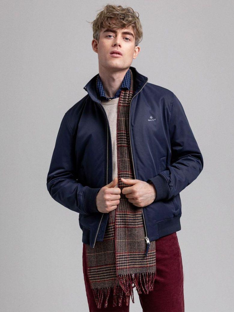 Gant Evening Blue Hampshire Jacket