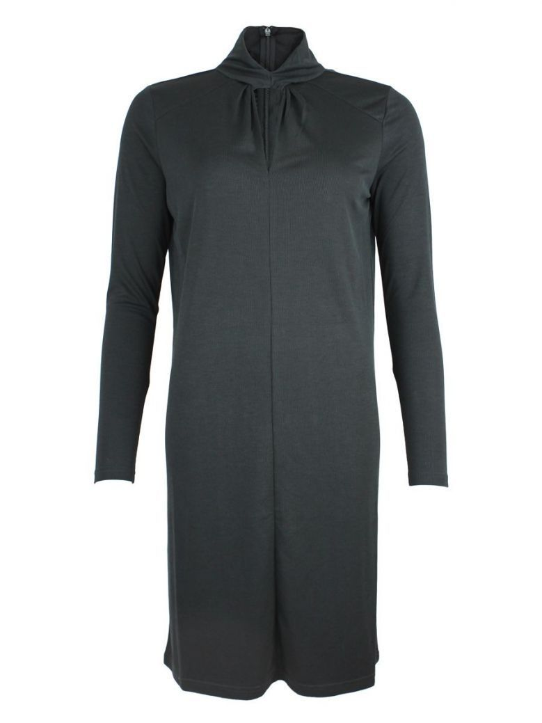 Rino & Pelle Black Tunic Dress
