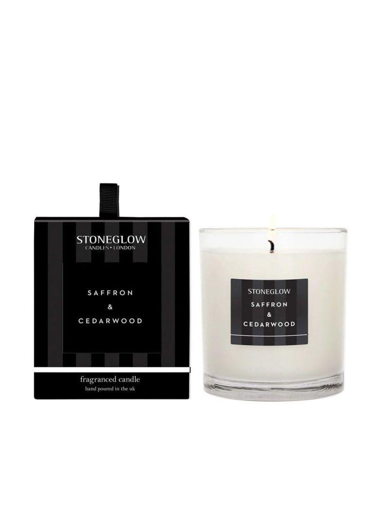 Stoneglow Modern Classics Limited Edition - Saffron & Cedarwood - Tumbler