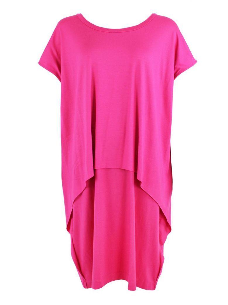 Mat Fuchsia Tunic Dress
