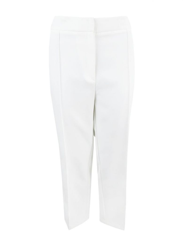 Tia Cream Trousers