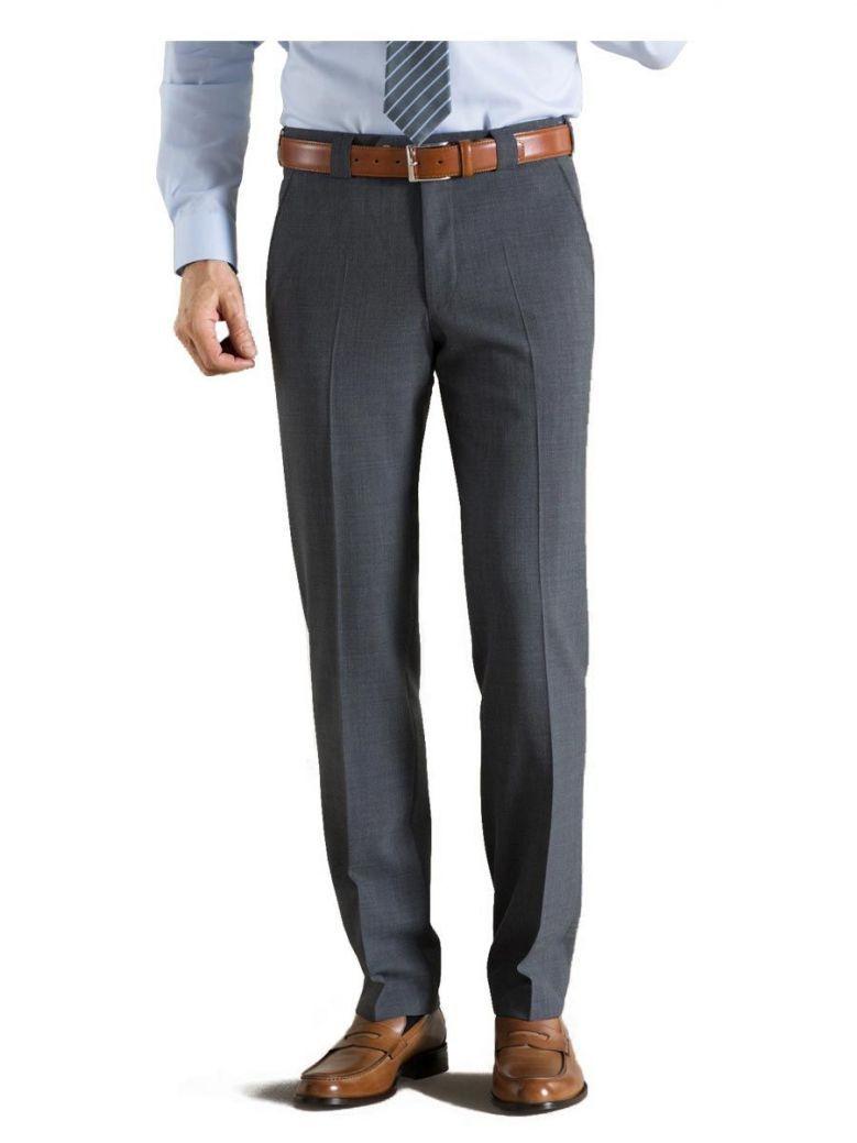 Meyer Grey Trousers