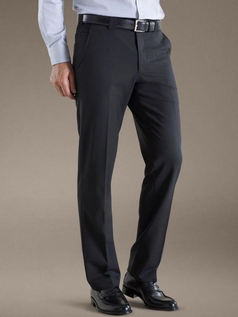 Meyer Black Trousers