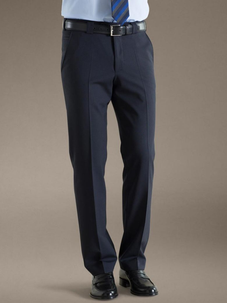 Meyer Navy Roma Trousers