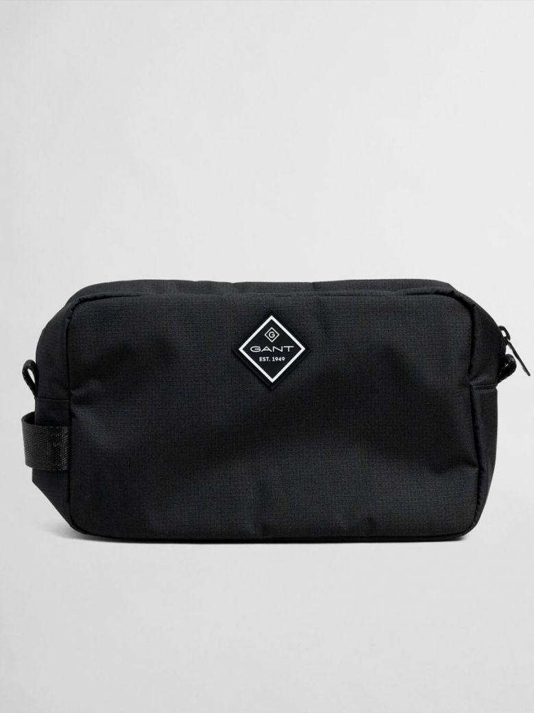 Gant Black Sports Washbag