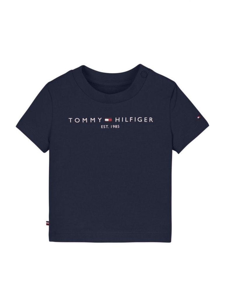 Tommy Hilfiger Baby Essential Tee Navy