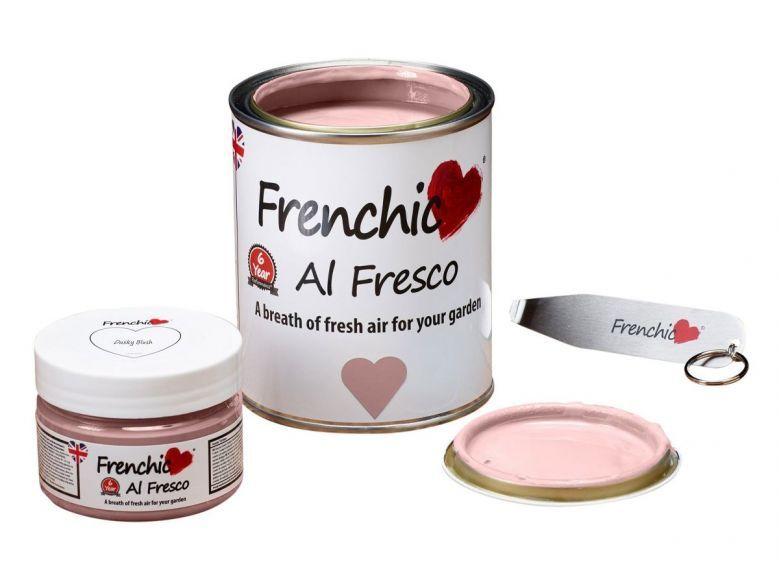 FRENCHIC Dusky Blush Al Fresco Chalk Paint