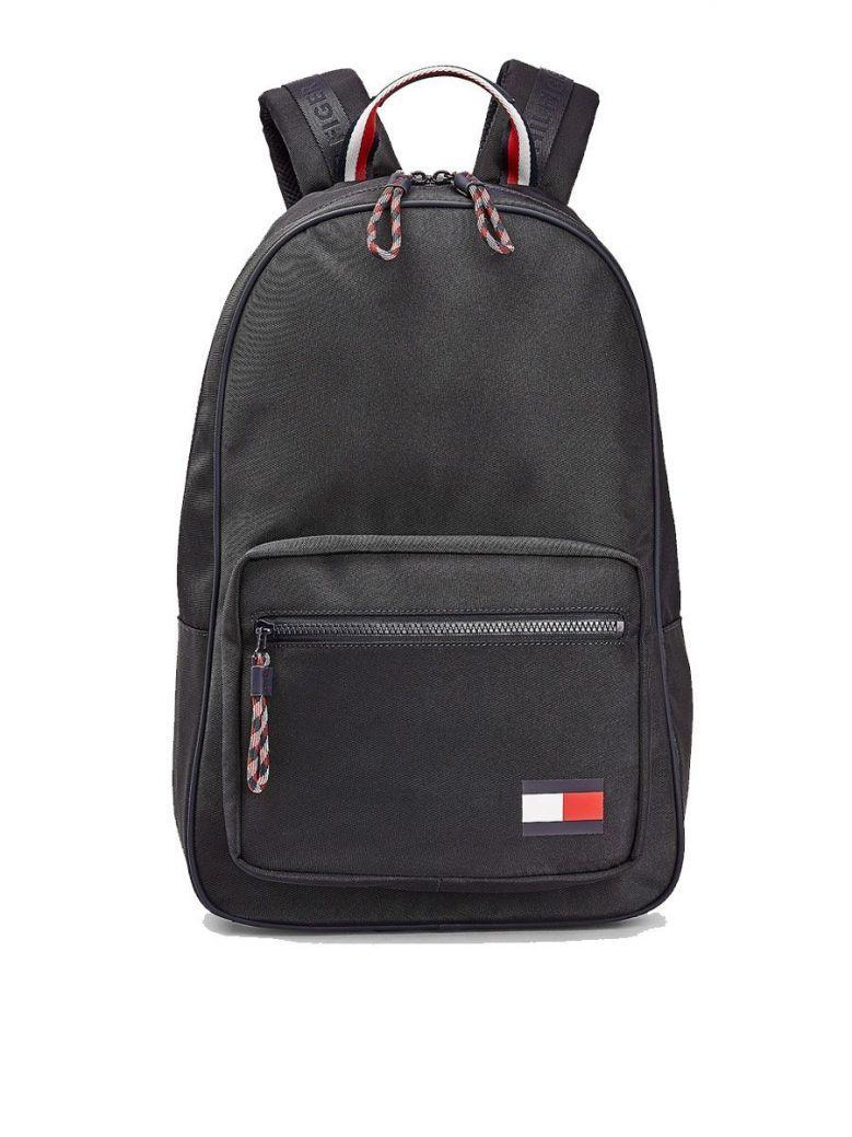 Tommy Hilfiger Navy Flag Backpack