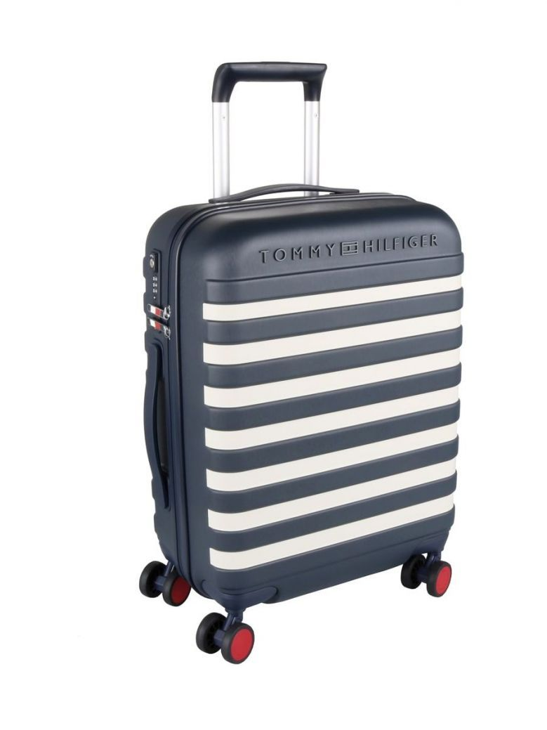 Tommy Hilfiger Navy Tommy Luxe Hard Case
