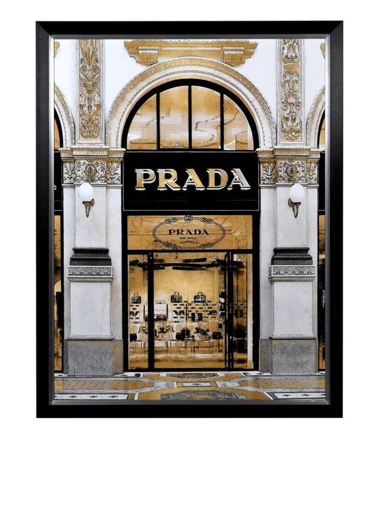Large Designer Entrance Picture