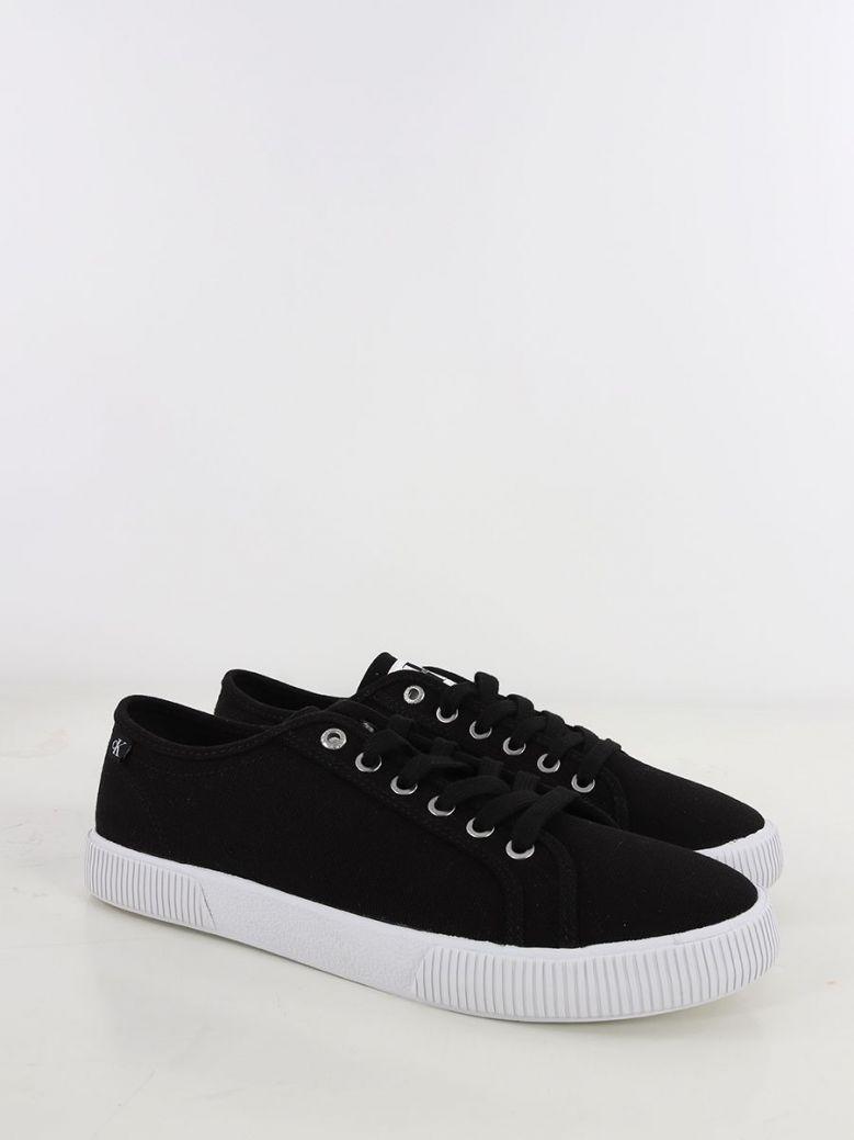 Calvin Klein Jeans Vulcanised Sneaker Black