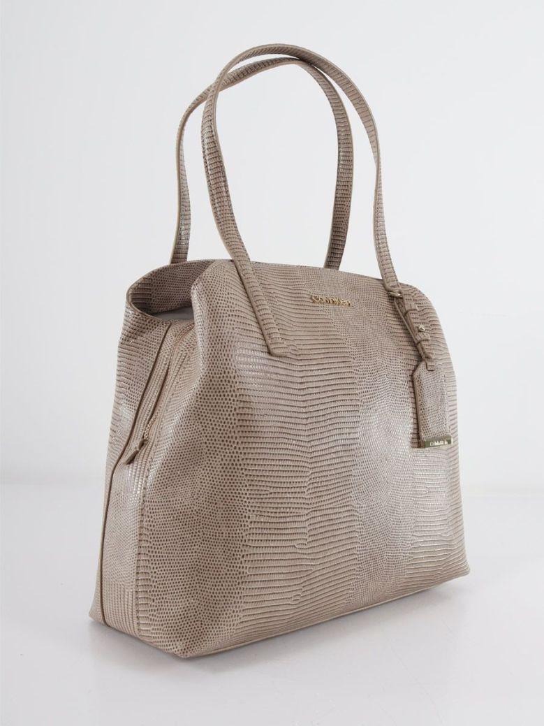Calvin Klein Must Shoulder Bag Taupe