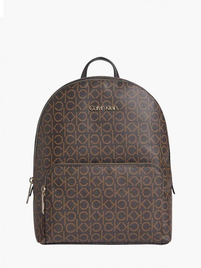 Calvin Klein Must Campus Back Pack Brown