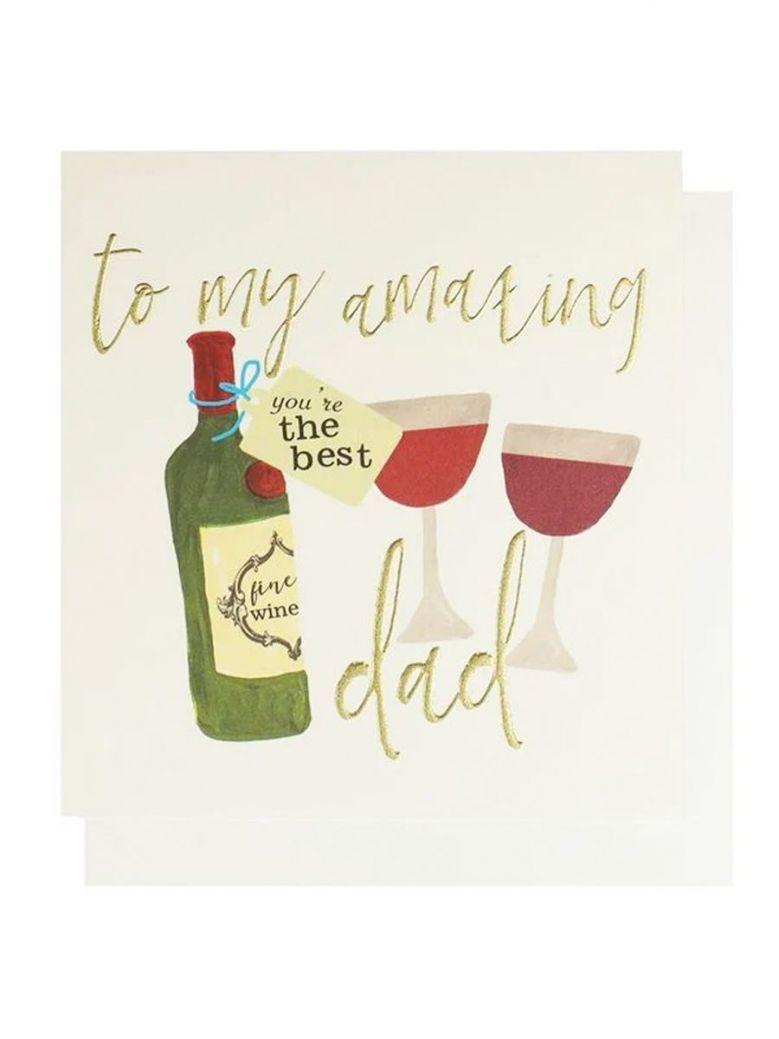 Caroline Gardner To My Amazing Dad Card