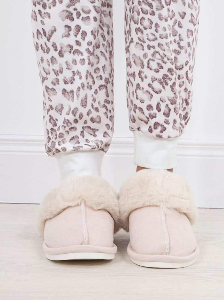 Cilento Woman Slip On Slippers Natural