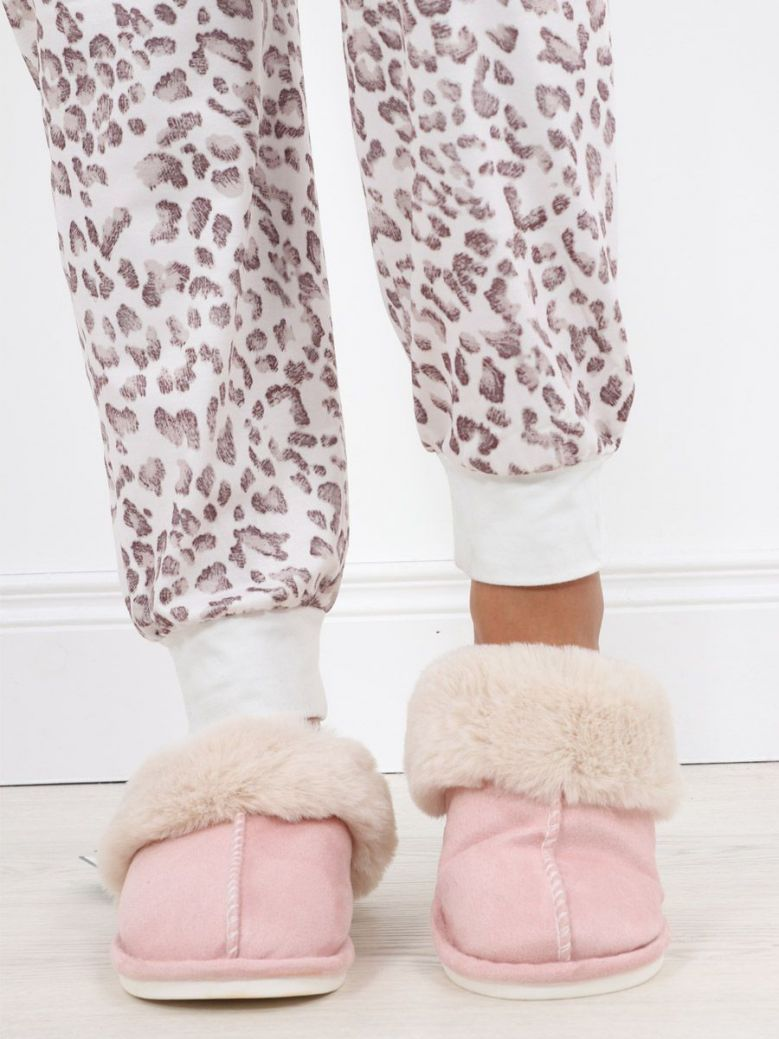 Cilento Woman Slip On Slippers Pink