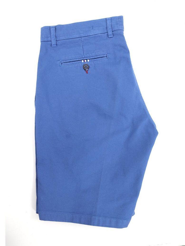 Dario Beltran Chino Shorts Dark Blue