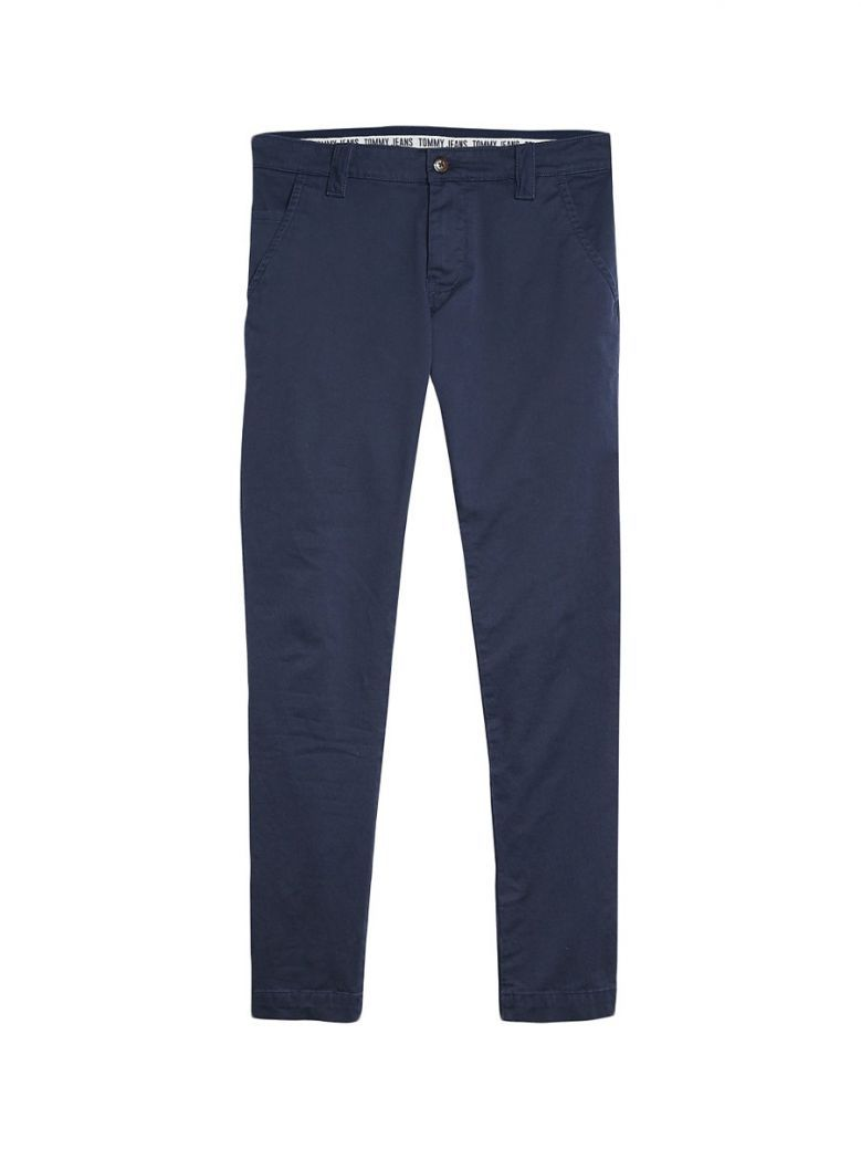 Tommy Jeans Navy Scanton Slim Fit Chino