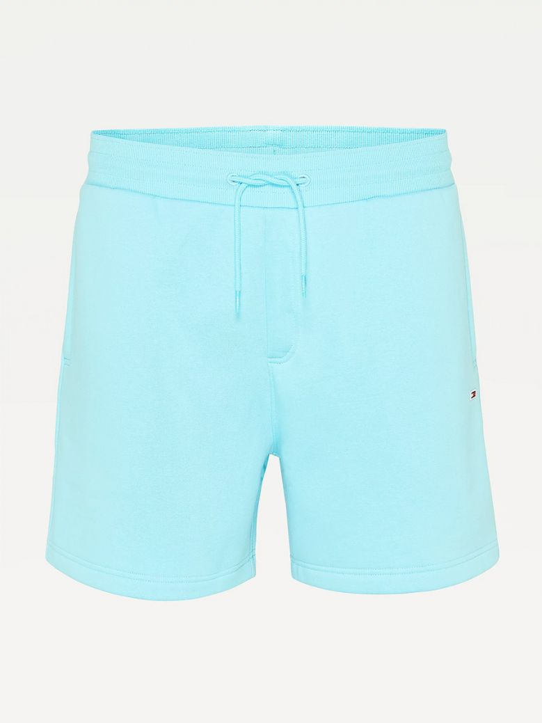 Tommy Jeans Men Chlorine Heather Classic Beach Shorts