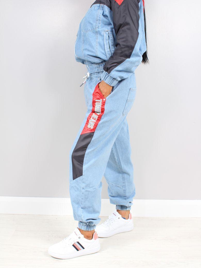 Tommy Jeans Fame Mix Lb Rgd HR Elasticated Pant