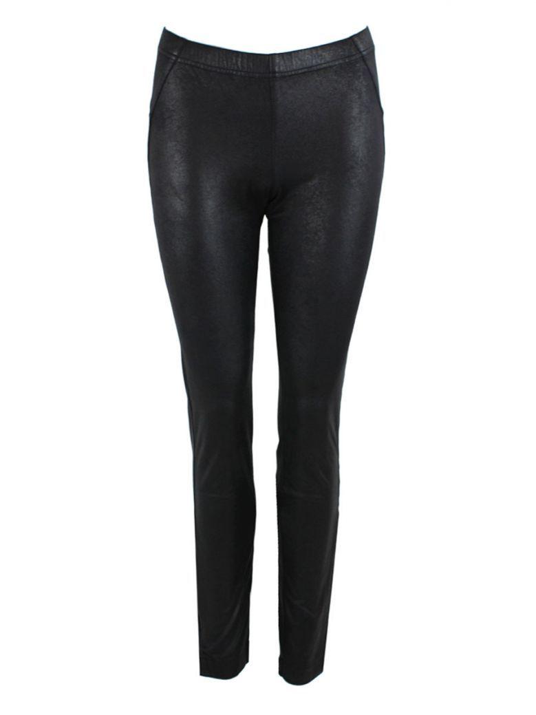 Elisa Cavaletti Black Shimmer Leggings