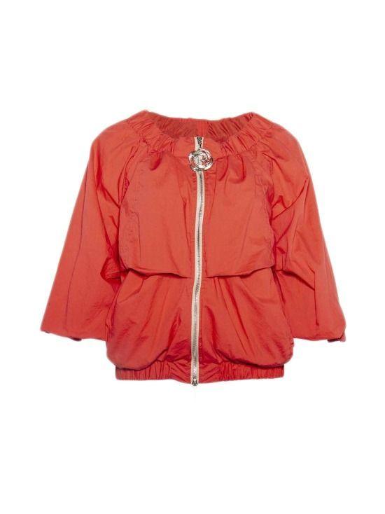 Elisa Cavaletti Red Jacket