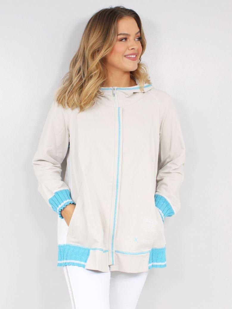 Elisa Cavaletti Ladies Beige Sorriso Jacket