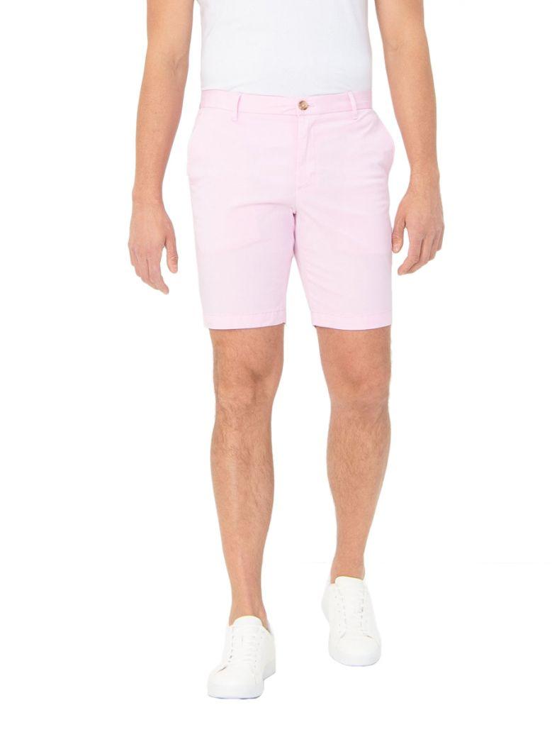 Izod Pink Lady Stretch Saltwater Chino Shorts