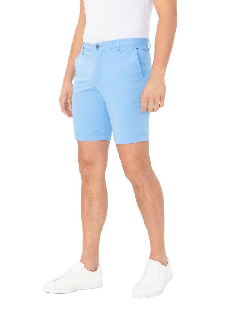 Izod Little Boy Blue Stretch Saltwater Chino Shorts