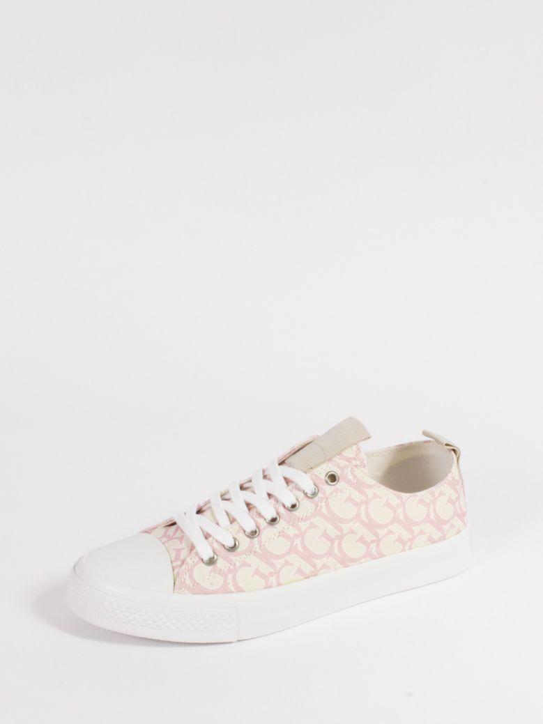 Guess Pink Logo Sneaker