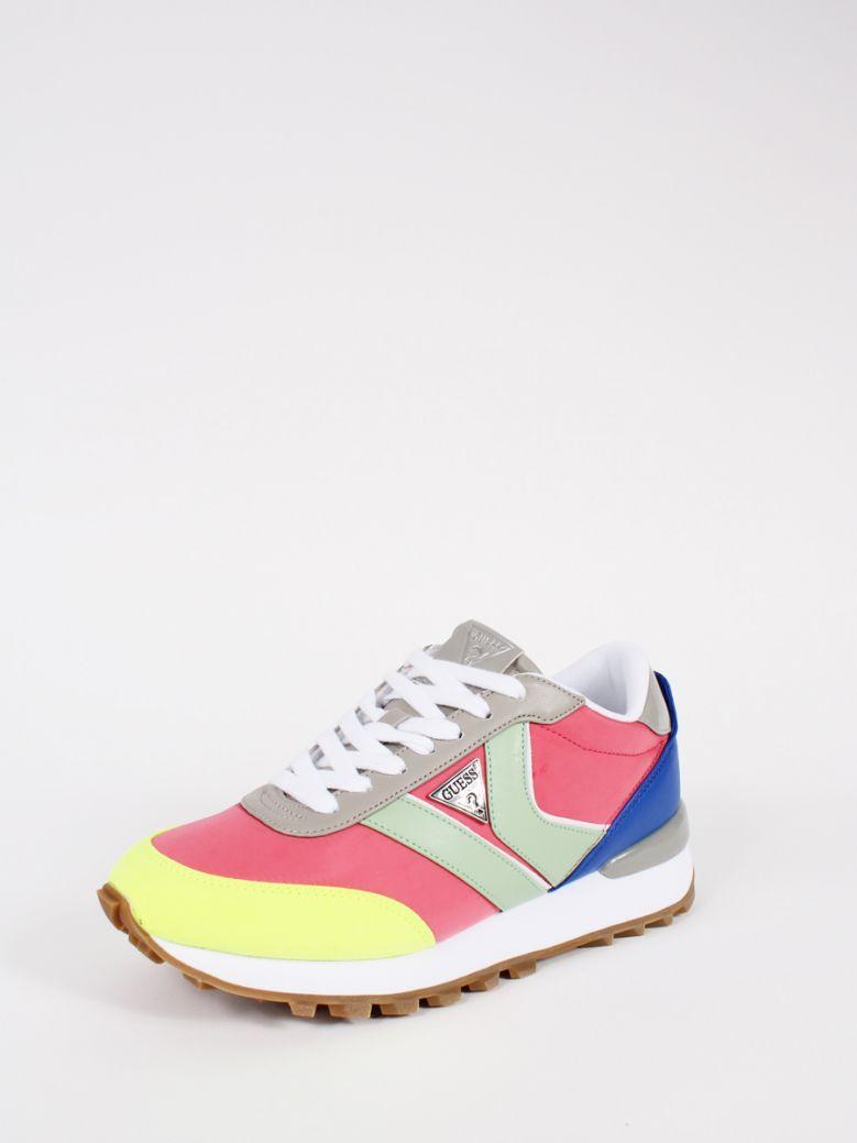 Guess Bright Multi Running Shoe