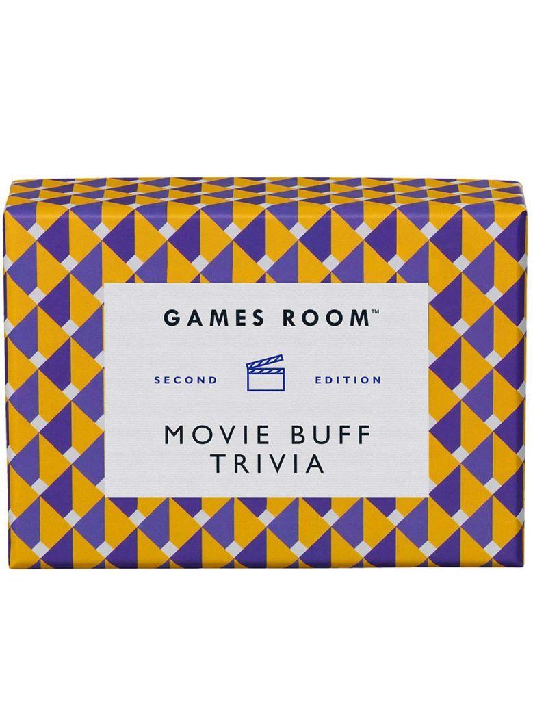 Games Room Movie Buff Trivia Quiz