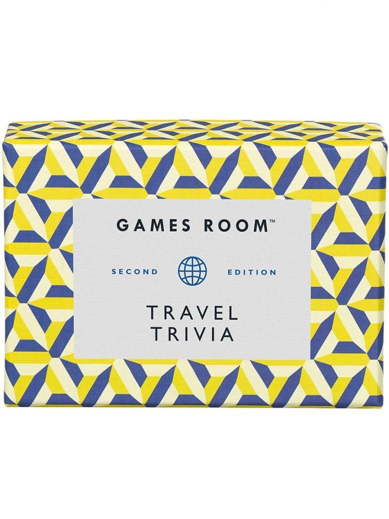 Games Room Travel Trivia Quiz