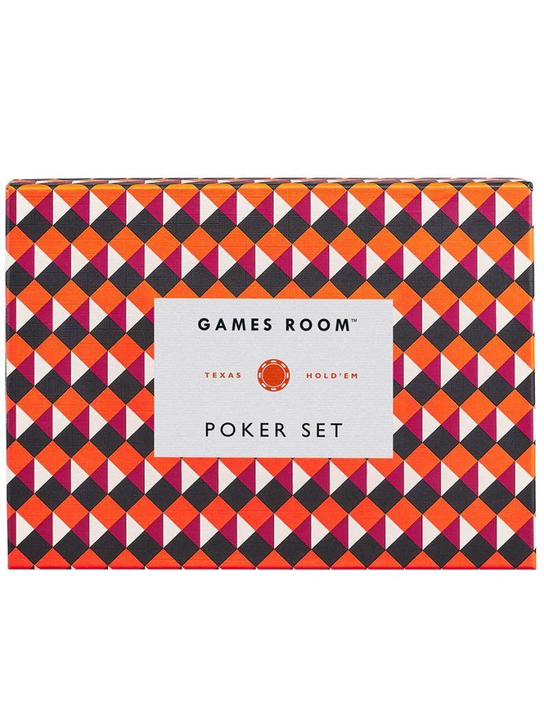 Games Room Poker Set