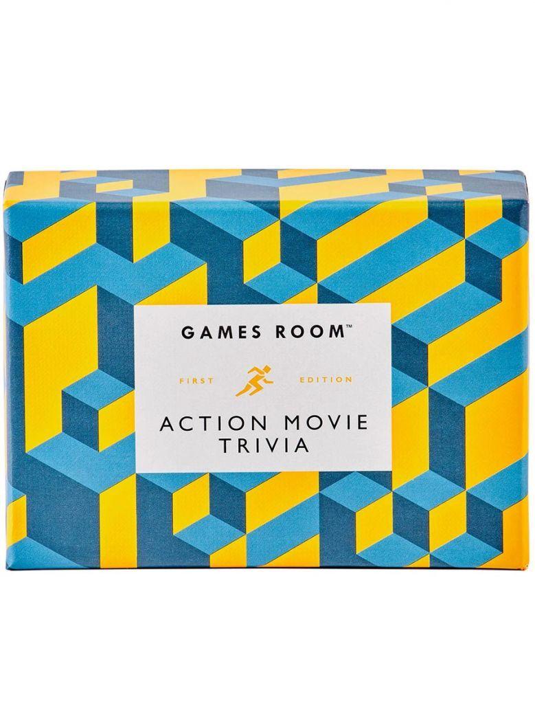 Games Room Action Movie Trivia Quiz