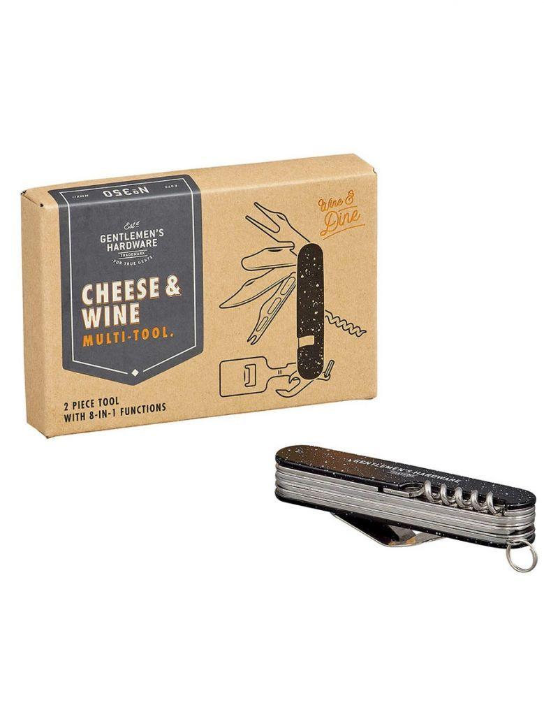 Gentlemen's Hardware Cheese & Wine Multi-Tool
