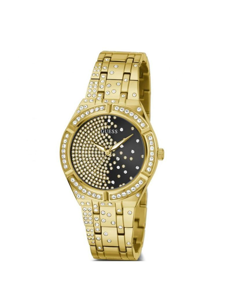 Guess Afterglow Ladies Watch GW0312L2 Gold