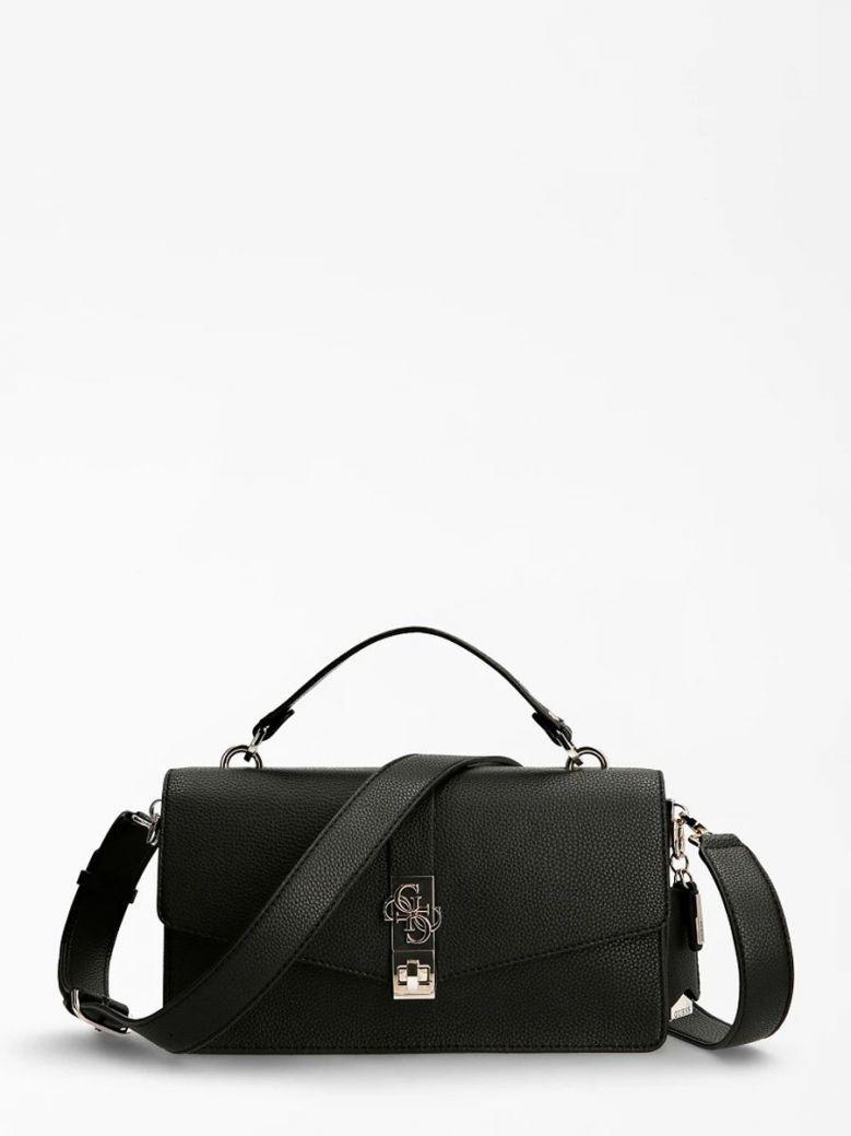 Guess Albury Handbag Charm Black
