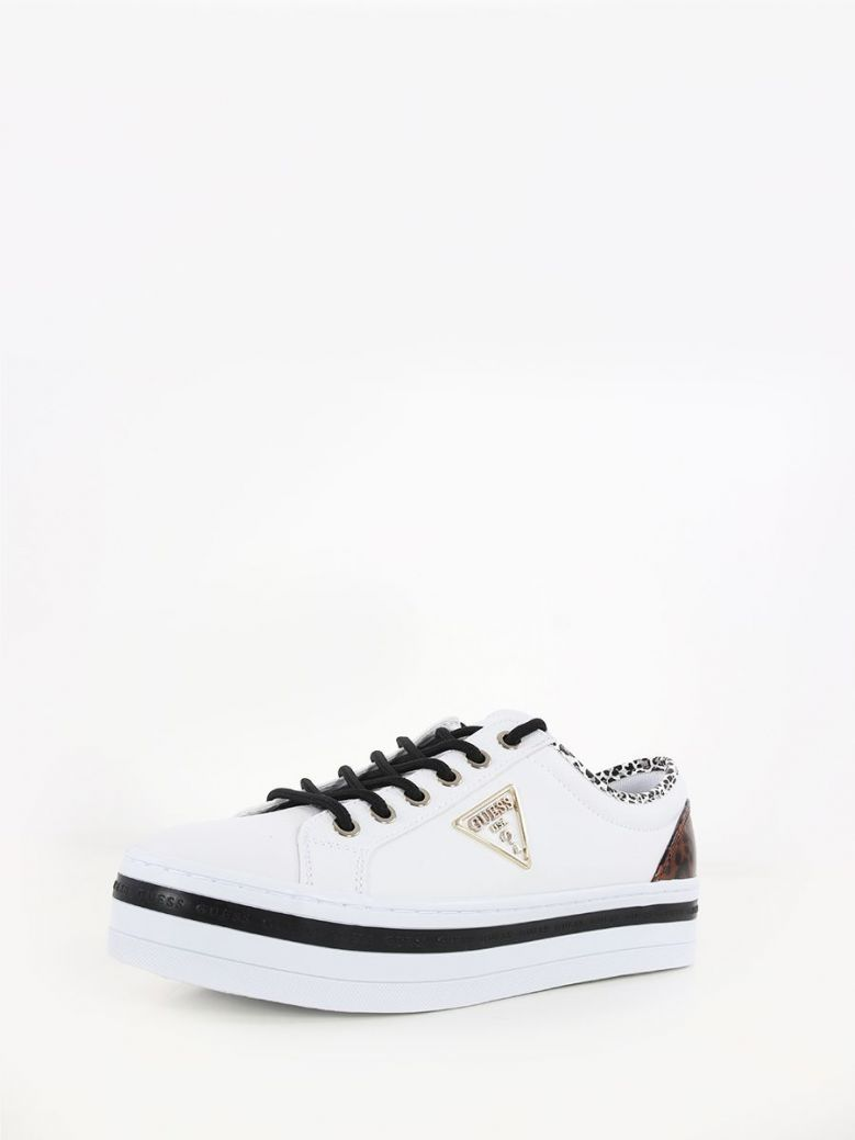 Guess Bhania Sneaker White